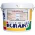 Enduit façade, crepi grains fins, application rouleau, 25 kg