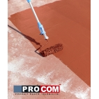 Etanchéité terrasse, peinture d'étanchéité, Revêtement terrasse circulable PROCOM