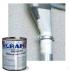 Peinture sous couche pour métaux non ferreux, intérieur et extérieur, blanc, PRIMAIRE METAUX NON FERREUX