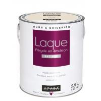 Laque alkyde satinée