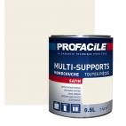 Peinture multi-supports 0L5 BLANC CASSE