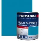 Peinture multi-supports 0L5 BLEU ACAPULCO