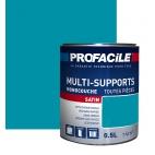Peinture multi-supports 0L5 BLEU ATOLL