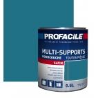 Peinture multi-supports 0L5 BLEU PAON