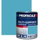 Peinture multi-supports 0L5 BLEU TURQUOISE