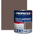 Peinture multi-supports 0L5 BRUN CHOCOLAT