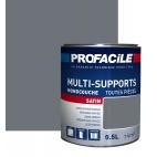 Peinture multi-supports 0L5 GRIS ANTHRACITE