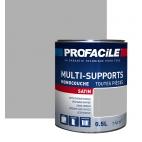 Peinture multi-supports 0L5 GRIS BETON