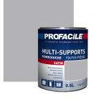Peinture multi-supports 0L5 GRIS CENDRE