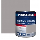 Peinture multi-supports 0L5 GRIS DORE