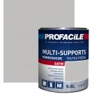 Peinture multi-supports 0L5 GRIS POIVRE