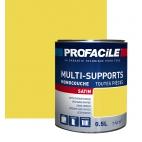 Peinture multi-supports 0L5 JAUNE DE COLBAT