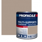 Peinture multi-supports 0L5 MARRON GLACE