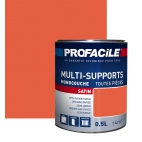 Peinture multi-supports 0L5 ORANGE VINTAGE