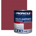 Peinture multi-supports 0L5 ROUGE ANDALOU