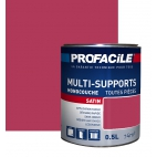 Peinture multi-supports 0L5 ROUGE MADRAS