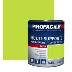 Peinture multi-supports 0L5 VERT CHARTREUSE