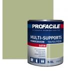 Peinture multi-supports 0L5 VERT OLIVE