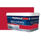 Peinture multi-supports 2L5 ROUGE GARANCE