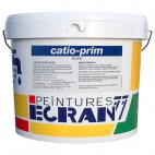 Peinture sous couche, multi supports, extérieur, isolant, blanc, CATIO PRIM