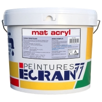 MAT ACRYL ECRAN