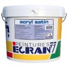 ACRYL SATIN ECRAN